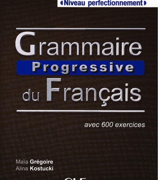 Grammaire Progressive